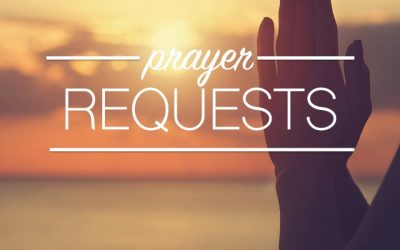Prayer Request Form